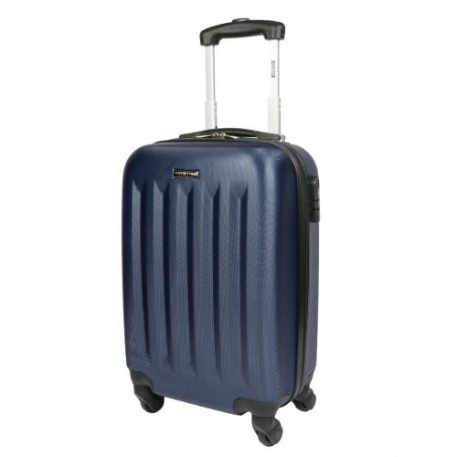 Mala De Viagem Pequena 360º 4 Joy 3 Azul Marinho Sestini - Sestini - 4 Joy 3 040688-72