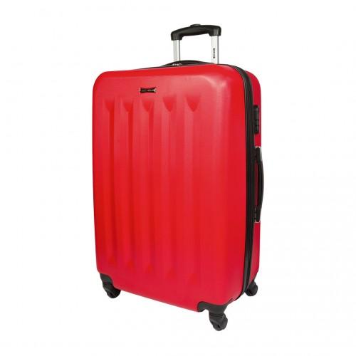 Mala De Viagem Grande 360º 4 Joy 3 Vermelha Sestini - Sestini - 4 Joy 3 040686-03