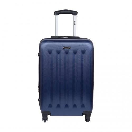 Mala De Viagem Média 360º 4 Joy 3 Azul Marinho Sestini - Sestini - 4 Joy 3 040687-72