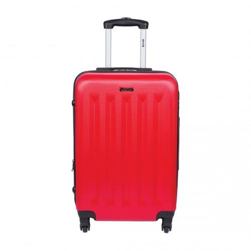 Mala De Viagem Média 360º 4 Joy 3 Vermelha Sestini - Sestini - 4 Joy 3 040687-03