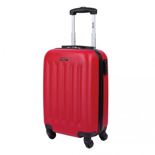 Mala De Viagem Pequena 360º 4 Joy 3 Vermelha Sestini - Sestini - 4 Joy 3 040688-03
