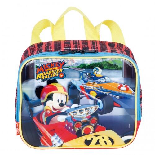 Kit Mochila Infantil Mickey 18M Plus Lancheira Estojo Sestini - Sestini - 18M Plus 065017-00