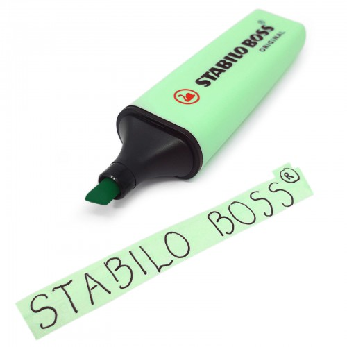 Caneta Marca Texto Boss Pastel Stabilo 6 Cores - Stabilo - Boss Pastel 70/6-2